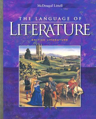 Image for The Language of Literature: British Literature (McDougal Littell Language of Literature)