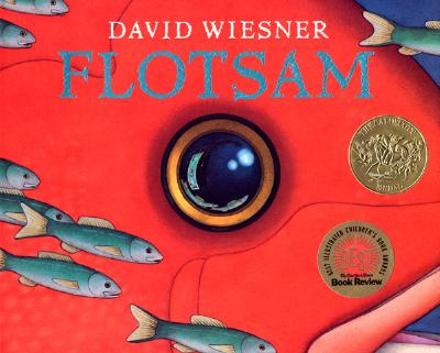 Image for Flotsam (Caldecott Medal Book)