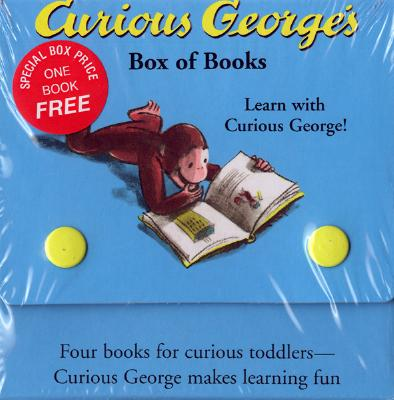 """Curious George's Box of Books, """"Rey, H. A.; Rey, Margret"""""""