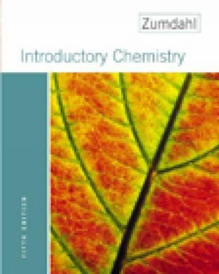 Introductory Chemistry, Fifth Edition