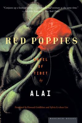 Image for RED POPPIES A NOVEL OF TIBET