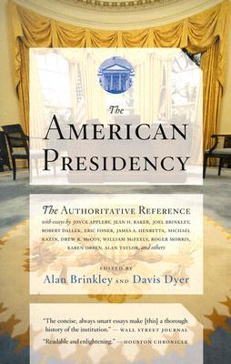 """American Presidency, """"Professor, Alan Brinkley"""""""