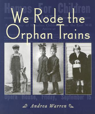 Image for WE RODE THE ORPHAN TRAINS