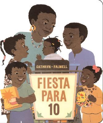 """Fiesta Para 10 (Spanish Edition), """"Falwell, Cathryn"""""""