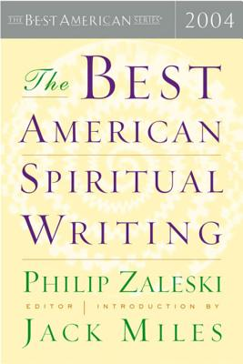 Image for BEST AMERICAN SPIRITUAL WRITING 2004