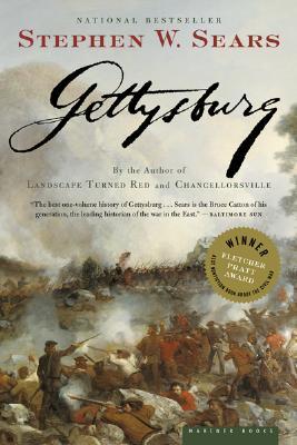 "Gettysburg, ""Sears, Stephen W."""