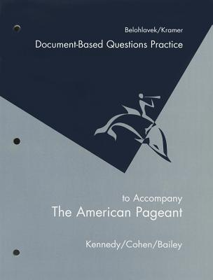 Image for American Pageant Document-Based Questions Practice