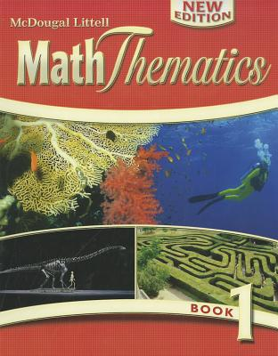 Image for MathThematics: Student Edition Book 1 2008