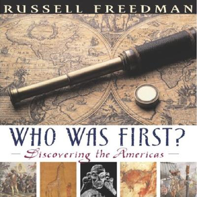 Image for WHO WAS FIRST? DISCOVERING THE AMERICAS