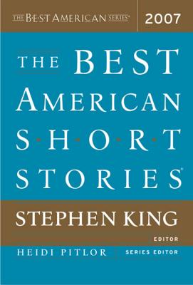 Image for Best American Short Stories 07 Pa (The Best American Series ®)