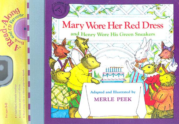 Image for Mary Wore Her Red Dress and Henry Wore His Green Sneakers Book & CD (Read-Along)