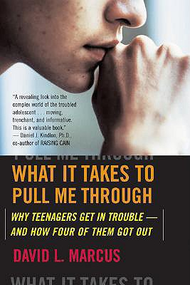 """What It Takes To Pull Me Through: Why Teenagers Get in Trouble and How Four of Them Got Out, """"Marcus, David L."""""""