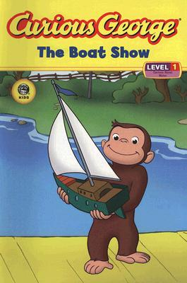 """Curious George The Boat Show (CGTV Reader) (Curious George Early Readers), """"Rey, H. A."""""""