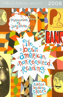Image for BEST AMERICAN NON-REQUIRED READING 2008