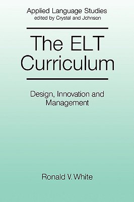 Image for English Language Teaching Curriculum  Design, Innovation and Management