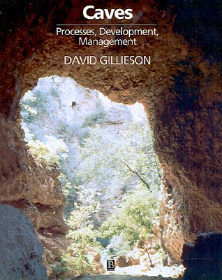 Caves: Processes, Development and Management, Gillieson, David