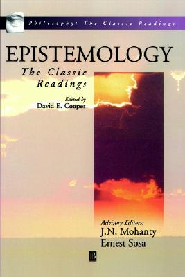 Image for Epistemology: The Classic Readings