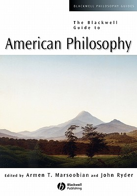 Image for Blackwell Guide to American Philosophy