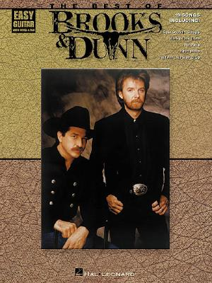Image for The Best of Brooks and Dunn (Easy Guitar with Notes & Tab)