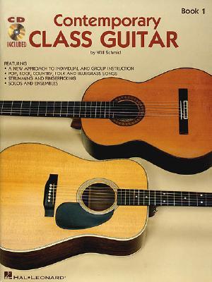 Image for Contemporary Class Guitar Book 1