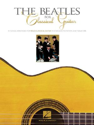 The Beatles for Classical Guitar (Guitar Solo), Beatles, The