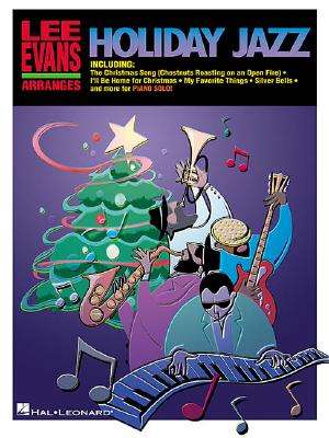 Image for Holiday Jazz Intermediate Piano Solo Lee Evans Arranges (Piano Solos)