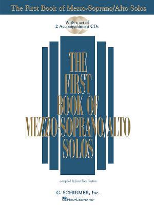 The First Book of Mezzo-Soprano/Alto Solos: Book/Online Audio (First Book of Solos)