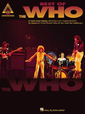 Best of The Who: Guitar Recorded Versions, Who