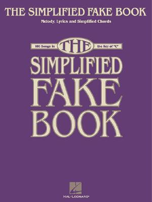 Image for The Simplified Fake Book (Fake Books)