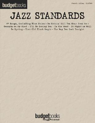 Image for Jazz Standards: Budget Books