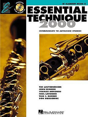 Image for Essential Technique 2000 B Flat Clarinet   Intermediate to Advanced Studies