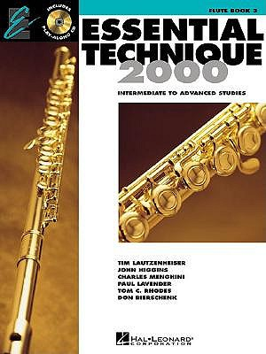 Image for Essential Technique 2000: Bb Bass Clarinet