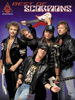 Image for Best of Scorpions (Guitar Recorded Versions)