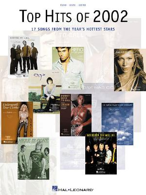 Image for Top Hits of 2002: 17 Songs from the Year's Hottest Stars