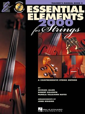 Image for Essential Elements for Strings - Book 2 with EEi: Teacher Manual