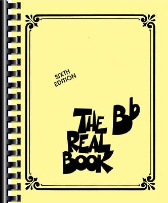 Image for The Real Book (B Flat, Sixth edition)