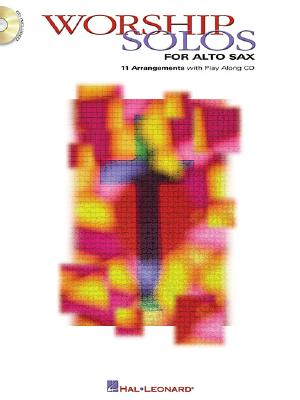 Image for Worship Solos: for Alto Sax (Instrumental Folio)
