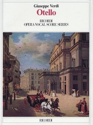 OTELLO VOCAL SCORE PAPER     ITALIAN ENGLISH