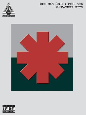 Red Hot Chili Peppers - Greatest Hits: Guitar Recorded Versions, Red Hot Chili Peppers