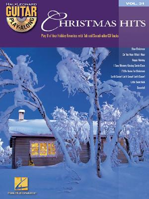 Image for Christmas Hits: Guitar Play-Along Volume 31