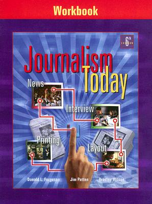 Image for Journalism Today, Workbook