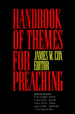 Image for Handbook of Themes for Preaching