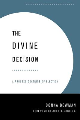 Image for The Divine Decision: A Process Doctrine of Election
