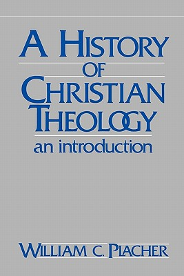 Image for A History of Christian Theology: An Introduction