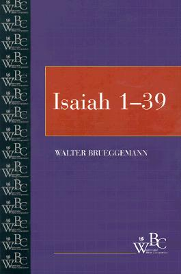 Image for Isaiah, Vol. 1: Chapters 1-39 (Westminster Bible Companion)