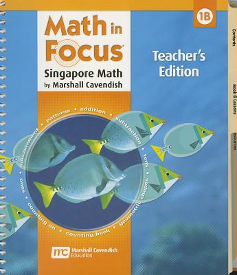 Image for Math in Focus: Singapore Math, Volume 1B