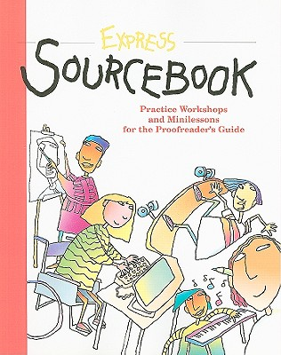 Image for Writers Express Sourcebook: Practice Workshops and Minilessons for the Proofreader's Guide