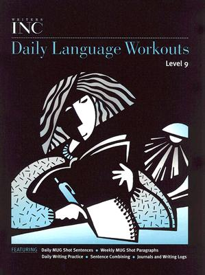 Image for Daily Language Workouts, Level 9 (Writers INC) (Great Source Writer's Inc.)