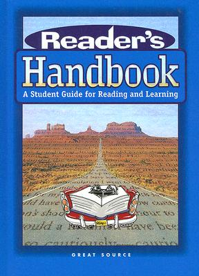 Image for Reader's Handbook: A Student Guide for Reading and Learning (Great Source Reader's Handbooks)