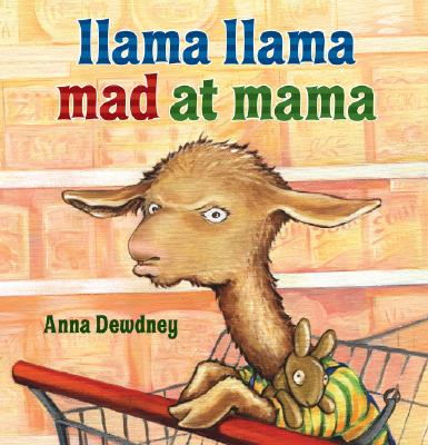 Image for Llama Llama Mad at Mama